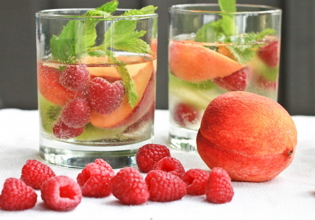 Clever Low Calorie Spring Drink | Isn't This Clever's Blog