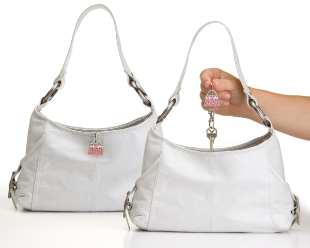 Must Haves white purse fkp